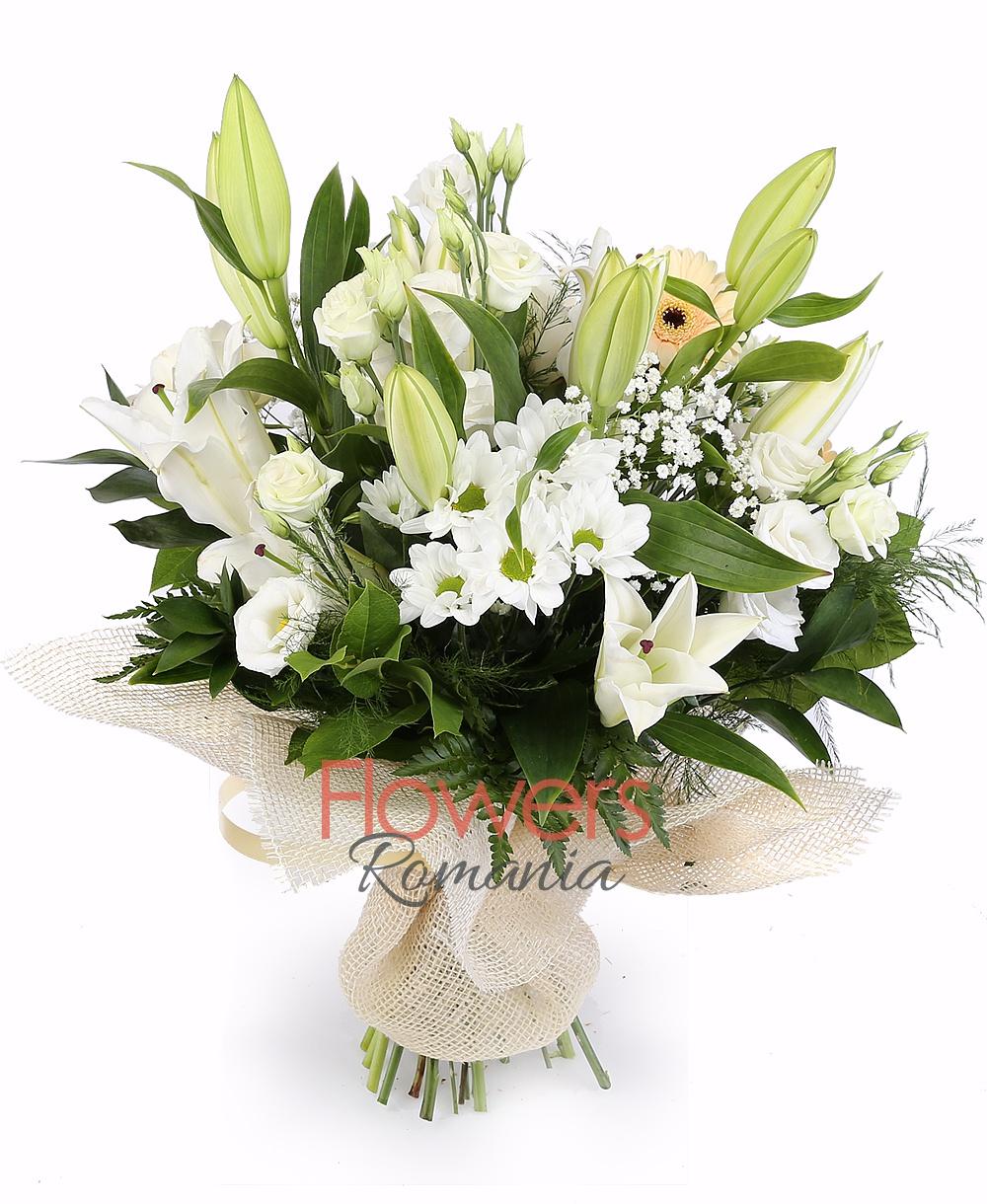Diaphanous bouquet