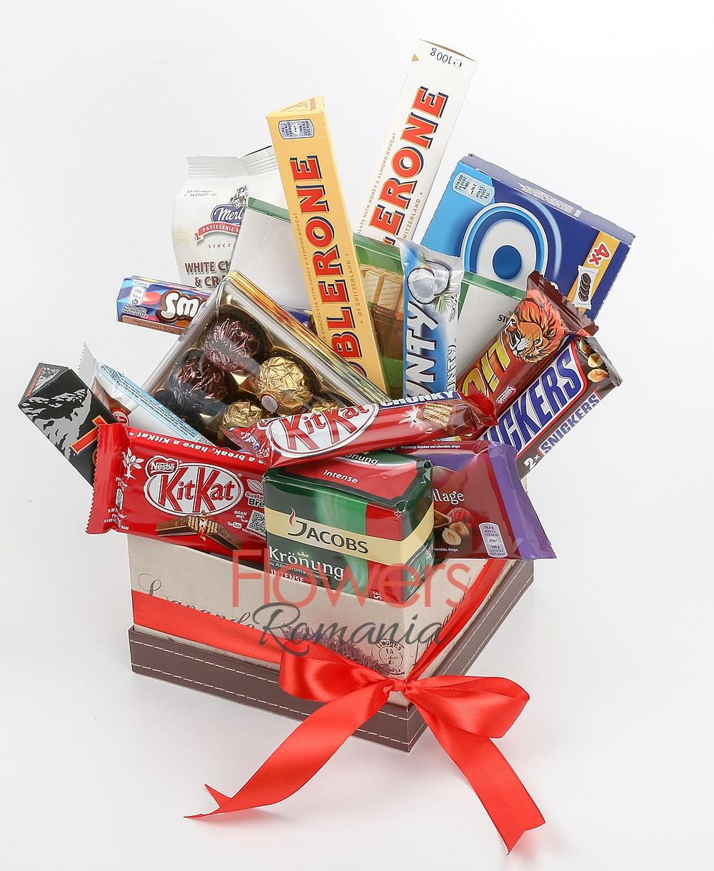 fine chocolate gift